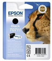 Epson Ink Cartridge T0711 Black
