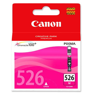 Canon Ink Cartridge CLI-526M Magenta