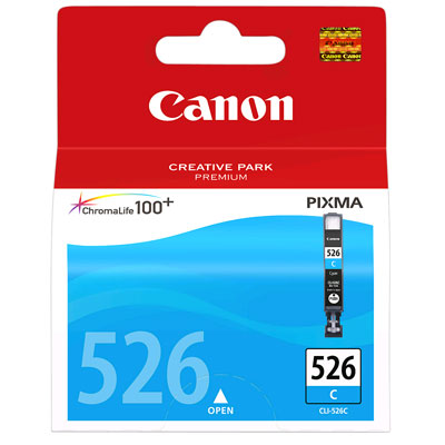 Canon Ink Cartridge CLI-526C Cyan