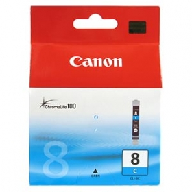 Canon Ink Cartridge CLI-8C Cyan